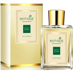 Buy Biotique Sensual Jasmine Eau De Parfum - Nykaa