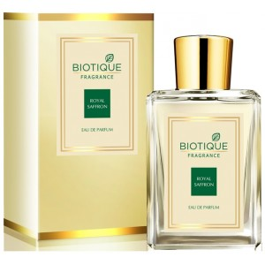 Buy Biotique Royal Saffron Eau De Parfum - Nykaa