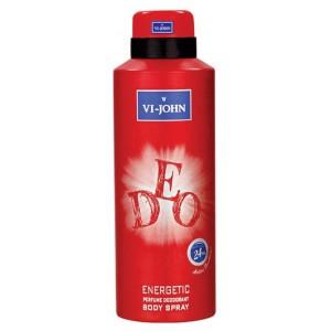 Buy Herbal VI-John Energetic Perfume Deodorant Body Spray - Nykaa