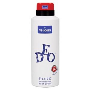 Buy VI-John Pure Perfume Deodorant Body Spray - Nykaa