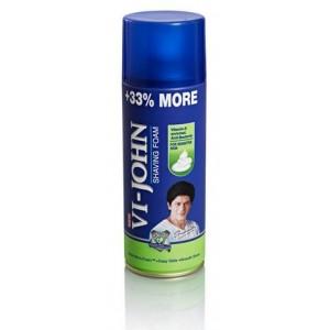 Buy VI-John Shaving Foam For Sensetive Skin - Nykaa