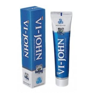 Buy VI-John Shaving Cream With Bacti-Guard Mentholated - Nykaa
