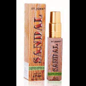 Buy ST.John Sandal Attar Eau De Perfume - Nykaa