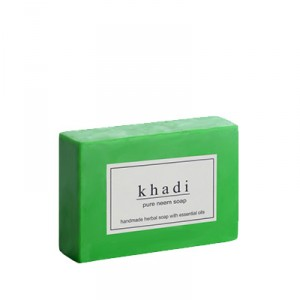 Buy Khadi Natural Pure Neem Soap - Nykaa