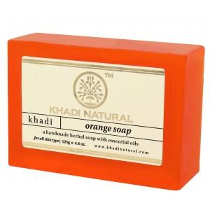 Buy Khadi Natural Orange Soap - Nykaa