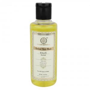 Buy Khadi Natural Herbal Face Wash - Nykaa