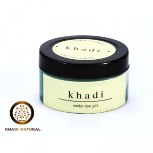 Buy Khadi Natural Under Eye Gel - Nykaa