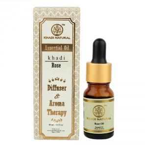 Buy Khadi Natural Rose Essential Oil - Nykaa