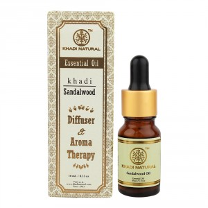 Buy Khadi Natural Sandalwood Essential Oil - Nykaa