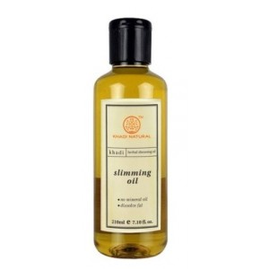 Buy Khadi Natural Natural Slimming Oil - Nykaa