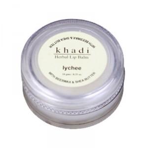 Buy Khadi Natural Lychee Lip Balm - Nykaa