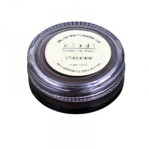 Buy Khadi Natural Chocolate Lip Balm - Nykaa