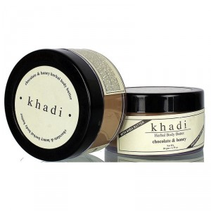 Buy Khadi Natural Chocolate & Honey Body Butter - Nykaa