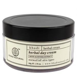 Buy Khadi Natural Herbal Day Cream - Nykaa