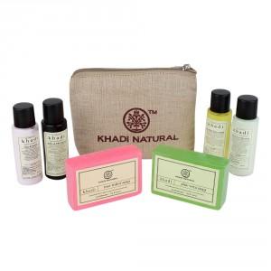 Buy Khadi Natural Travel Kit 2 - Nykaa