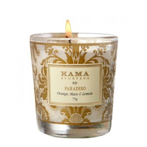 Buy Kama Ayurveda Paradiso Candle - Nykaa