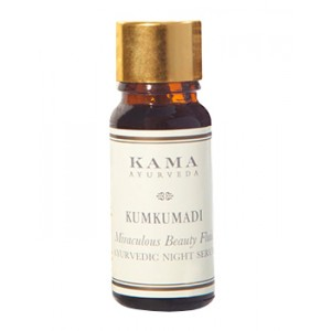 Buy Kama Ayurveda Kumkumadi Miraculous Beauty Fluid Ayurvedic Night Serum - Nykaa