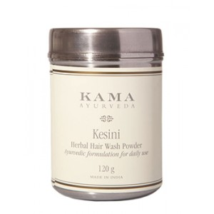 Buy Kama Ayurveda Kesini Ayurvedic Herbal Hair Wash Powder - Nykaa