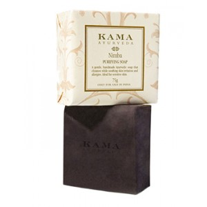 Buy Kama Ayurveda Nimba Purifying Soap - Nykaa
