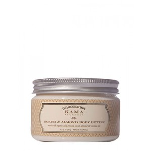 Buy Herbal Kama Ayurveda Kokum And Almond Body Butter - Nykaa