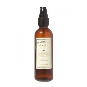 Buy Kama Ayurveda Organic Aloe Vera Juice - Nykaa