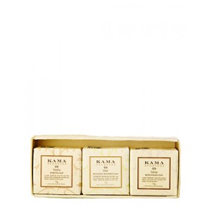 Buy Kama Ayurveda Pure Ayurvedic Soap Box - Nykaa