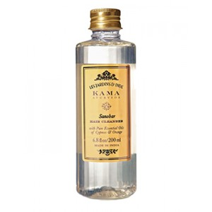 Buy Kama Ayurveda Sanobar Hair Cleanser - Nykaa