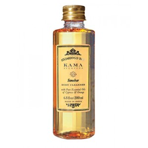 Buy Kama Ayurveda Sanobar Body Cleanser - Nykaa