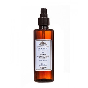 Buy Herbal Kama Ayurveda Pure Lavender Water - Nykaa