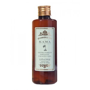 Buy Kama Ayurveda Extra Virgin Organic Coconut Oil - Nykaa