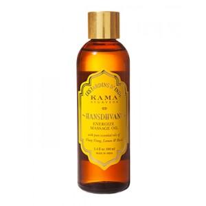 Buy Kama Ayurveda Hansdhvani Energize Massage Oil - Nykaa
