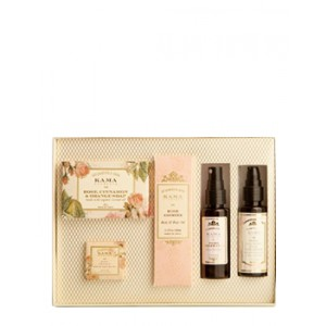 Buy Kama Ayurveda Rose Essential Gift Box - Nykaa