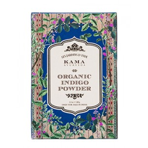 Buy Herbal Kama Ayurveda Organic Indigo Powder - Nykaa