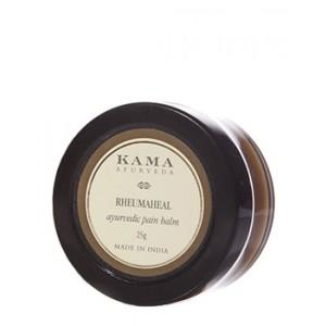 Buy Herbal Kama Ayurveda Rheumaheal Pain Balm - Nykaa
