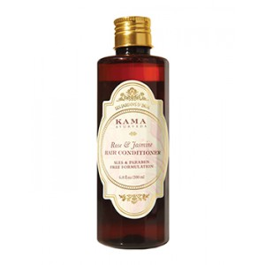 Buy Kama Ayurveda Rose And Jasmine Hair Conditioner - Nykaa