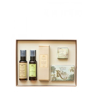 Buy Herbal Kama Ayurveda Signature Essentials Box - For Men - Nykaa