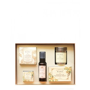 Buy Kama Ayurveda Signature Essentials Box for Women - Nykaa