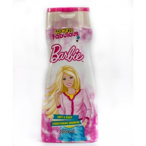 Buy Barbie Shampoo Soft And Silky - Nykaa