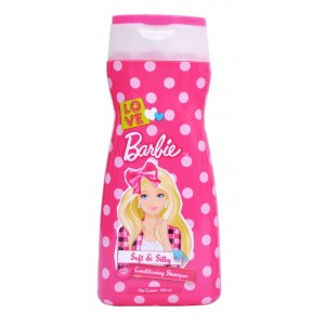 Buy Herbal Barbie Shampoo Soft And Silky - Nykaa