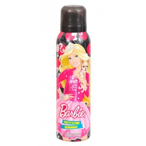Buy Barbie Deo Pretty And Pink - Nykaa