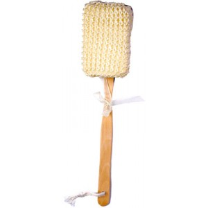 Buy Bare Essentials Sisal Bath Brush - Nykaa