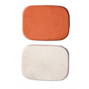 Buy Bare Essentials Compact Sponge (2Pcs) - Nykaa