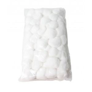 Buy Bare Essentials Cotton Balls - Nykaa
