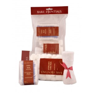 Buy Bare Essentials Cotton Care Pack - Nykaa