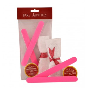 Buy Bare Essentials Insta Nail Pack - Nykaa