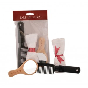 Buy Bare Essentials Handle Comb Kit - Nykaa
