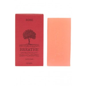 Buy Breathe Aromatherapy Rose Soap - Nykaa