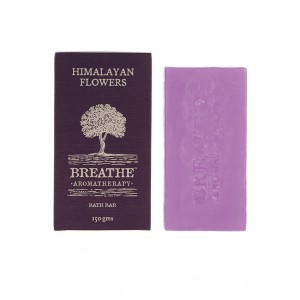 Buy Breathe Aromatherapy Himalayan Flowers Soap - Nykaa