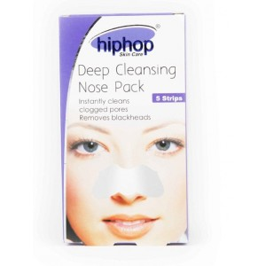 Buy HipHop Deep Cleansing Nose Strips - Nykaa