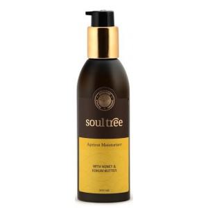 Buy SoulTree Apricot Moisturiser - Nykaa